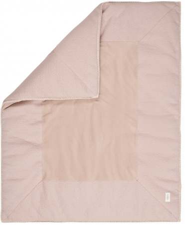Koeka Boxkleed Riga Grey Pink <br> 75 x 95 cm