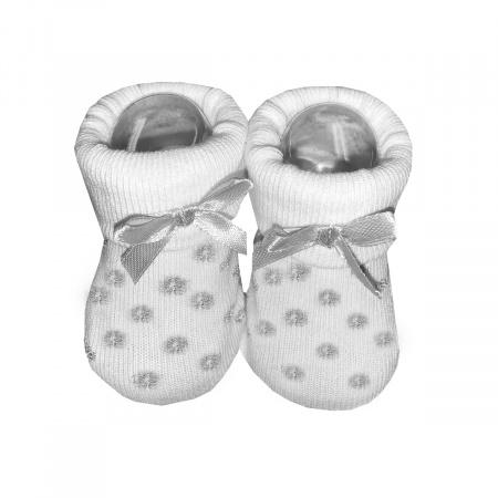 La Petite Couronne Sokjes Flower White Newborn