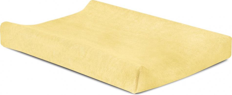 Jollein Aankleedkussenhoes Badstof Yellow