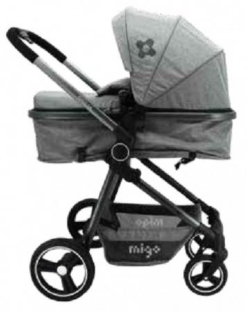 Migo Giulia Stroller Grey