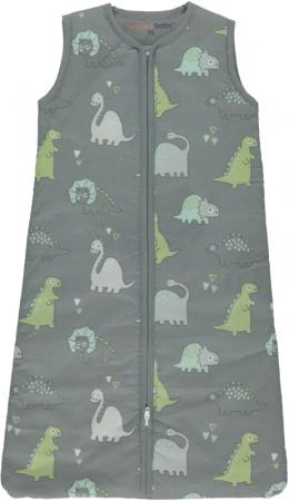 Briljant Slaapzak Winter Dino Grey 70cm