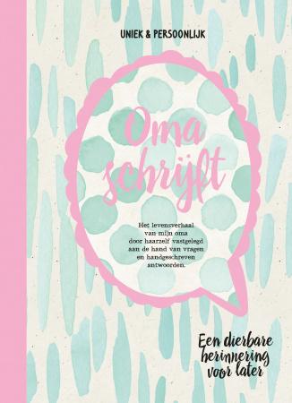 Imagebooks Oma Schrijft