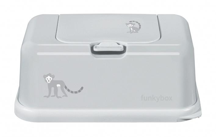 Funkybox Funky Monkey Grey Mat