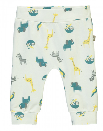 Babylook Broek Animal Snow White