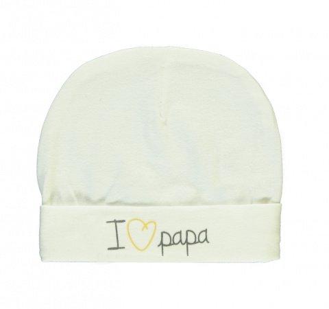 Babylook Muts I Love Papa Snow White