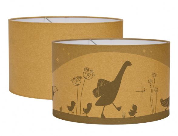 Little Dutch Hanglamp Silhouette Little Goose Ochre 20 x 30 cm