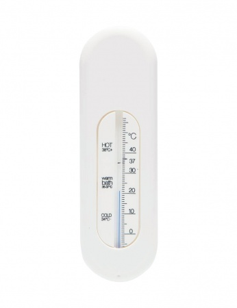 Bébé-Jou Thermometer Bad Uni Wit