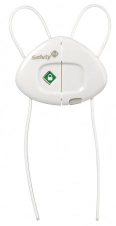 Safety 1st Kastdeurklem Flexibel Wit