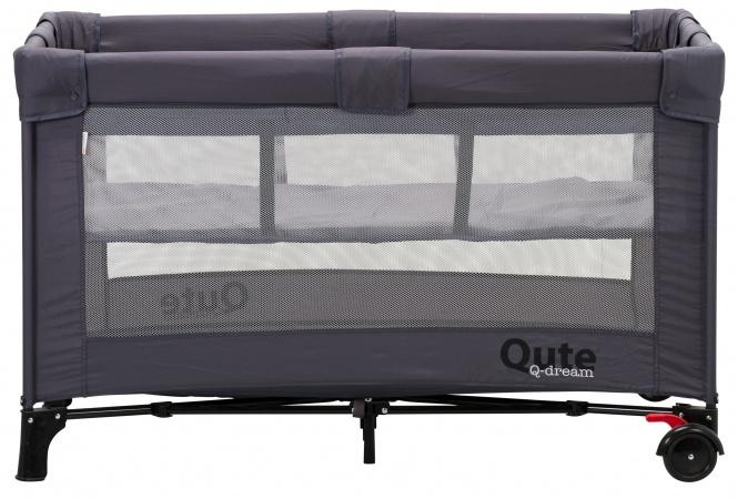 Qute Campingbed Q-dream Grijs