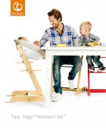 stokke tripp trapp newborn set white stokke tripp trapp. Black Bedroom Furniture Sets. Home Design Ideas