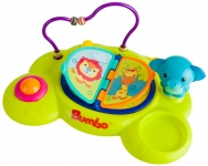 Bumbo Safari Activity