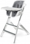 4Moms Highchair White / Grey