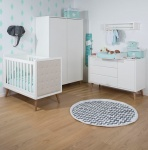 Childhome Retro Rio White