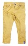 Broek Denim Yellow
