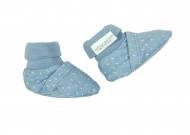 Slofjes Speckle Blue