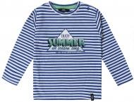 T-Shirt Summer Stripe Blue