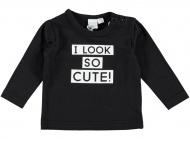 T-Shirt Cute Black