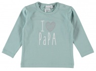 T-Shirt Papa Blue Surf
