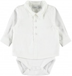 Romper Sander Bright White