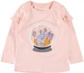 T-Shirt Signy Silver Pink
