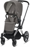 Cybex E-Priam Combi Chrome Black/Chrome