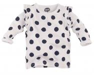 T-Shirt Dakota White Dots