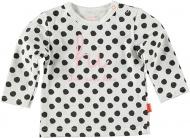 T-Shirt Dots White
