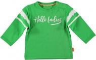 T-Shirt Hello Ladies Green