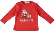 T-Shirt Mijn 1ste Kerst
