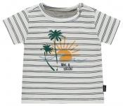 T-Shirt Korte Mouw Asbury Park Blanc De Blanc