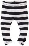 Legging Milan Black White Stripe