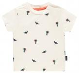 T-Shirt Korte Mouw Atascocita Blanc De Blanc