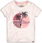 T-Shirt Korte Mouw Plam White