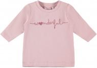 T-Shirt Fleur Pink Nectar