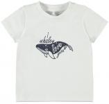 T-Shirt Korte Mouw Jale Bright White