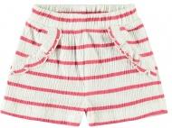 Shorts Hollie Claret Red