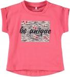 T-Shirt Korte Mouw Jalin Calypso Coral