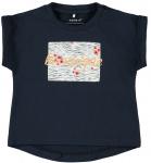 T-Shirt Korte Mouw Jalin Dark Sapphire