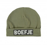 Muts Boefje Oil Green