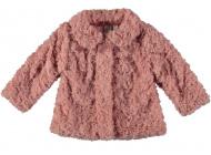 Jas Fake Fur Powder Pink