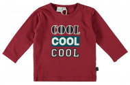 T-Shirt Cool Ruby Wine