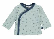 T-Shirt Overslag Letters Prematuur