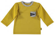 T-Shirt Pocket Ocre