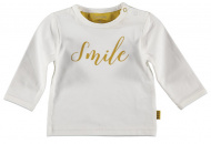 T-Shirt Smile White