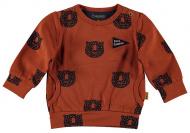 Sweater Tiger Rusty