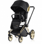 Cybex Priam Wandelwagen Wings Black By Jeremy Scott