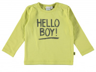 T-Shirt Boy Wild Lime