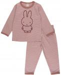 Nijntje/Miffy Pyjama Stripe Pink