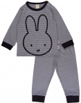 Nijntje/Miffy Pyjama Stripe Blue