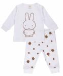 Nijntje/Miffy Pyjama Stars Offwhite